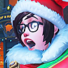 Overwatch holiday decoration challenge 2019