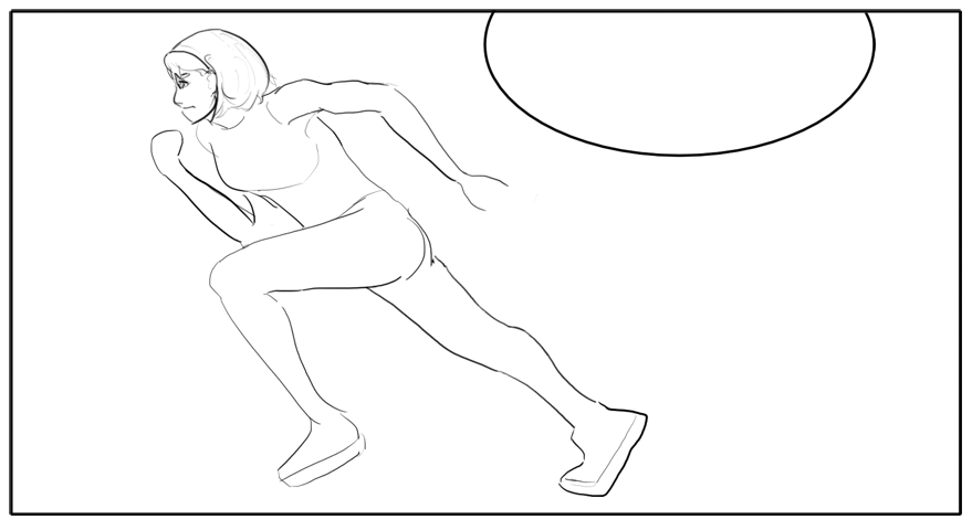 Still filling out roughs